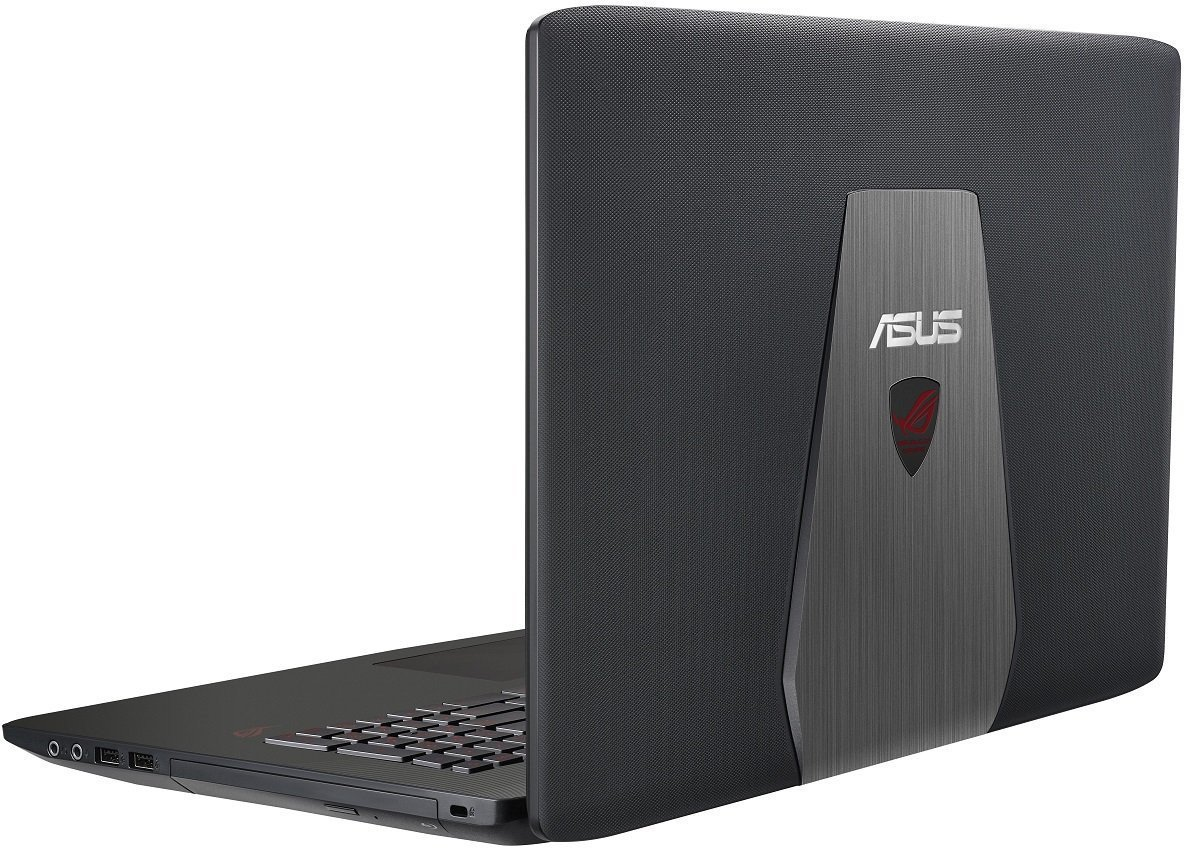 asus rog gl752vw t4091t test gaming notebook. Black Bedroom Furniture Sets. Home Design Ideas