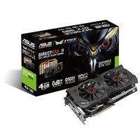 Asus Strix GeForce GTX 980, STRIX-GTX980-DC2-4GD5, 4GB GDDR5 (90YV07D1-M0NA00)