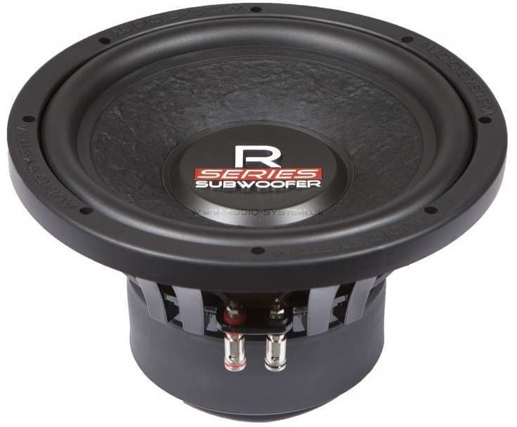 audio system radion 10 plus test auto subwoofer. Black Bedroom Furniture Sets. Home Design Ideas