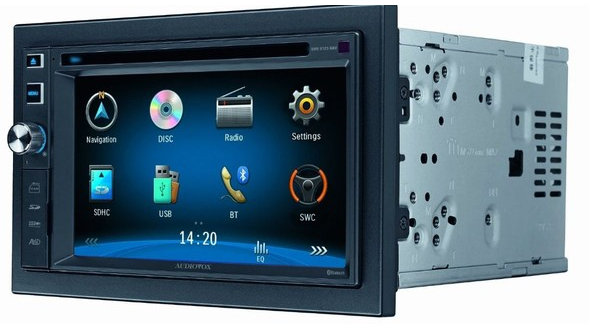 audiovox vme 9125 nav test navigationssystem. Black Bedroom Furniture Sets. Home Design Ideas
