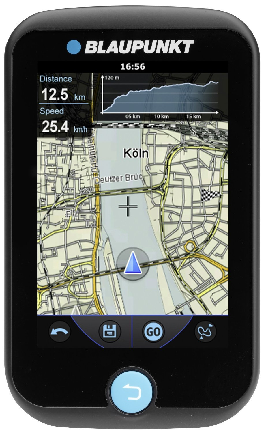 blaupunkt bikepilot test gps ger t. Black Bedroom Furniture Sets. Home Design Ideas