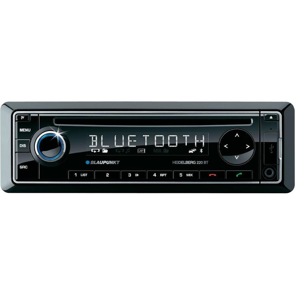 blaupunkt helsinki 220bt test autoradio. Black Bedroom Furniture Sets. Home Design Ideas