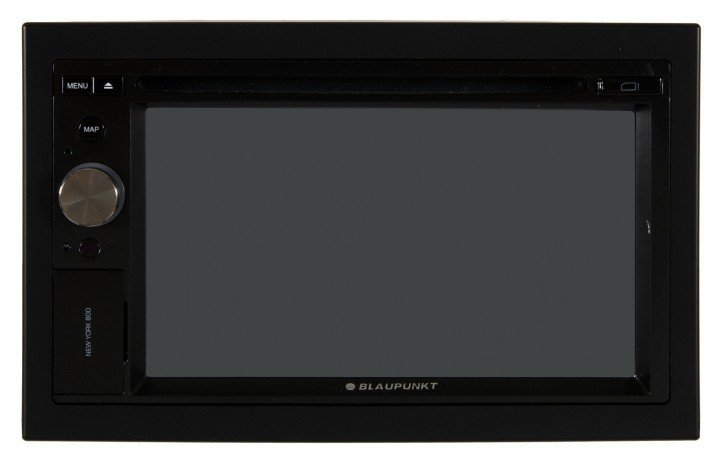 blaupunkt new york 800 test navigationssystem. Black Bedroom Furniture Sets. Home Design Ideas
