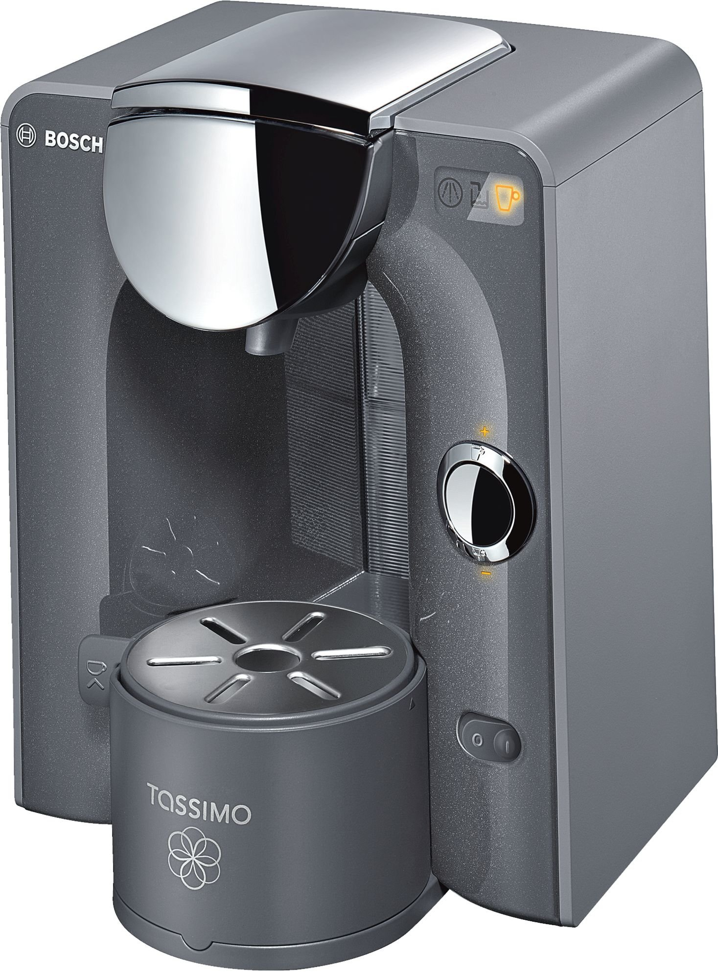 bosch tas5541 tassimo charmy test kaffeekapselmaschine. Black Bedroom Furniture Sets. Home Design Ideas