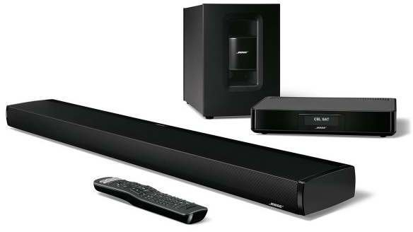 bose cinemate 130 test verst rker. Black Bedroom Furniture Sets. Home Design Ideas