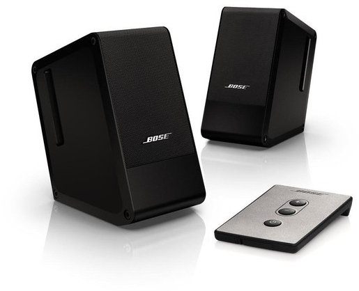 bose music monitor test pc lautsprecher. Black Bedroom Furniture Sets. Home Design Ideas