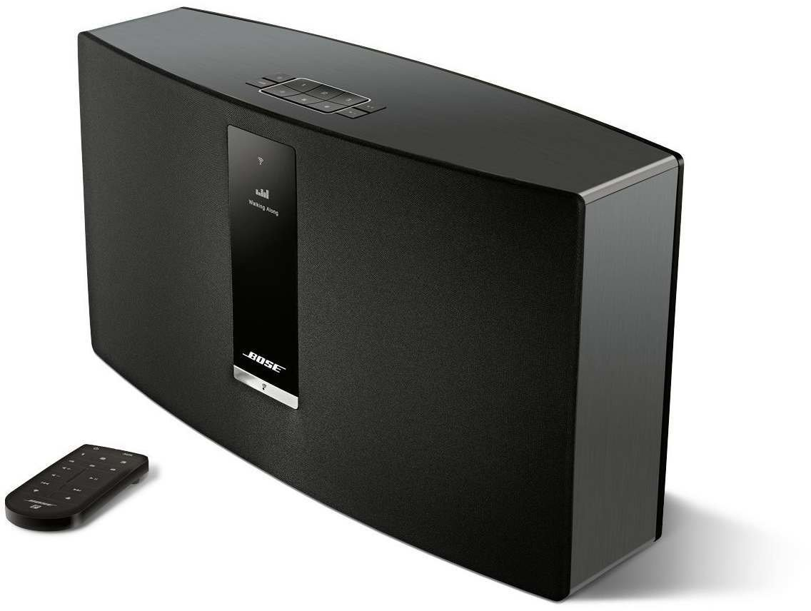 how to play itunes on bose soundtouch
