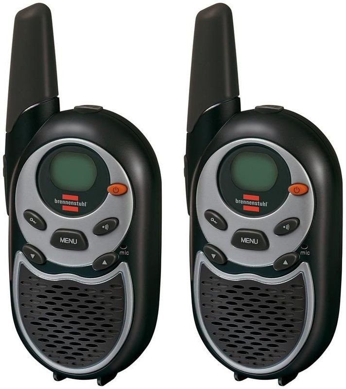 brennenstuhl trx 3000 test walkie talkie. Black Bedroom Furniture Sets. Home Design Ideas