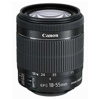 Canon 18 - 55 mm / F 3,5 - 5,6 IS STM EF-S