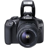 Canon EOS 1300D Kit 18-55 mm f/3.5-5.6 EF-S III + 50 mm f/1.8 EF STM