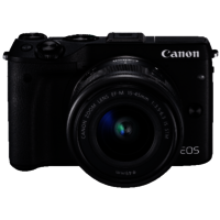 Canon EOS M3 Kit 15-45 mm f/3.5-6.3 EF-M IS STM