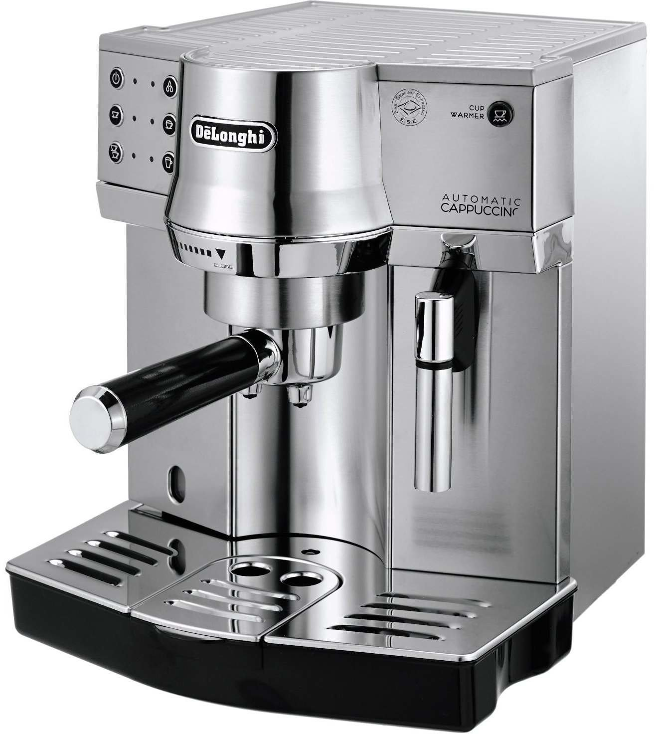 delonghi ec 860 m test espressomaschine. Black Bedroom Furniture Sets. Home Design Ideas
