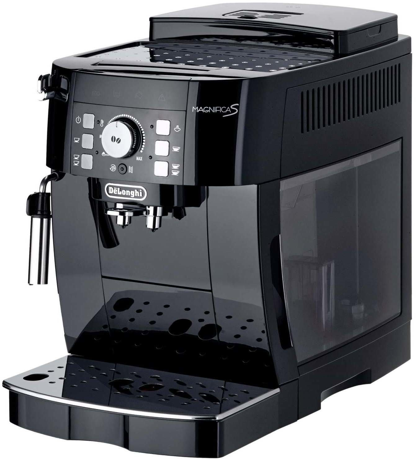 delonghi ecam magnifica s kaffeevollautomat im test auf. Black Bedroom Furniture Sets. Home Design Ideas