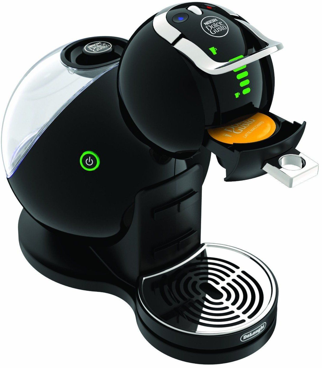 delonghi edg625 b dolce gusto melody iii automatic test. Black Bedroom Furniture Sets. Home Design Ideas