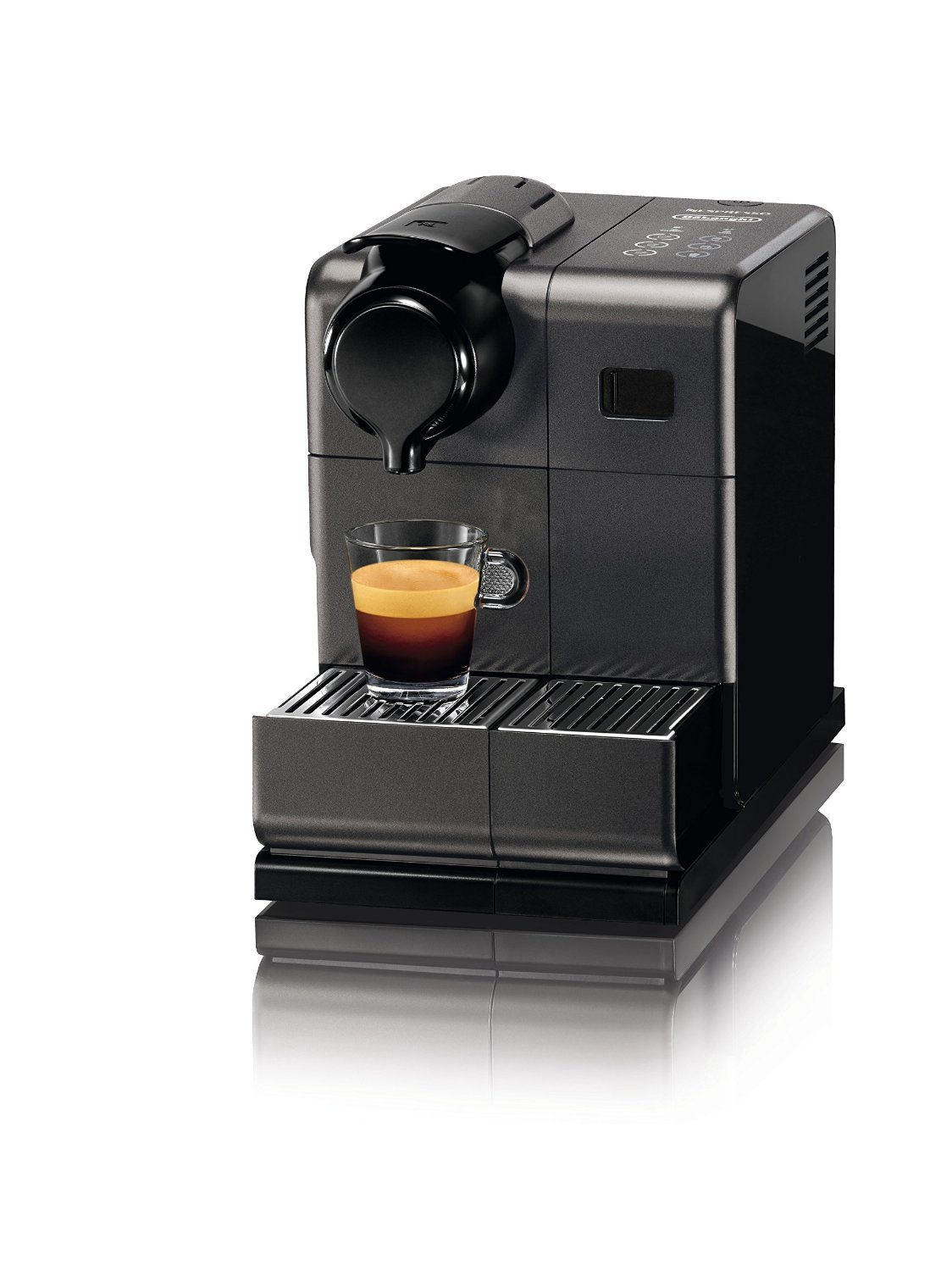 delonghi en 550 bm nespresso lattissima touch test kaffeekapselmaschine. Black Bedroom Furniture Sets. Home Design Ideas