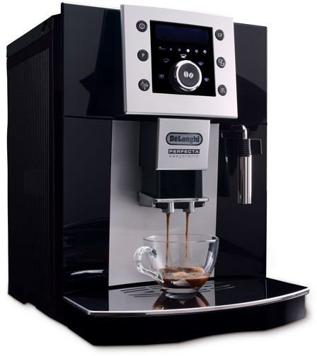delonghi esam 5400 perfecta kaffeevollautomat im test auf. Black Bedroom Furniture Sets. Home Design Ideas