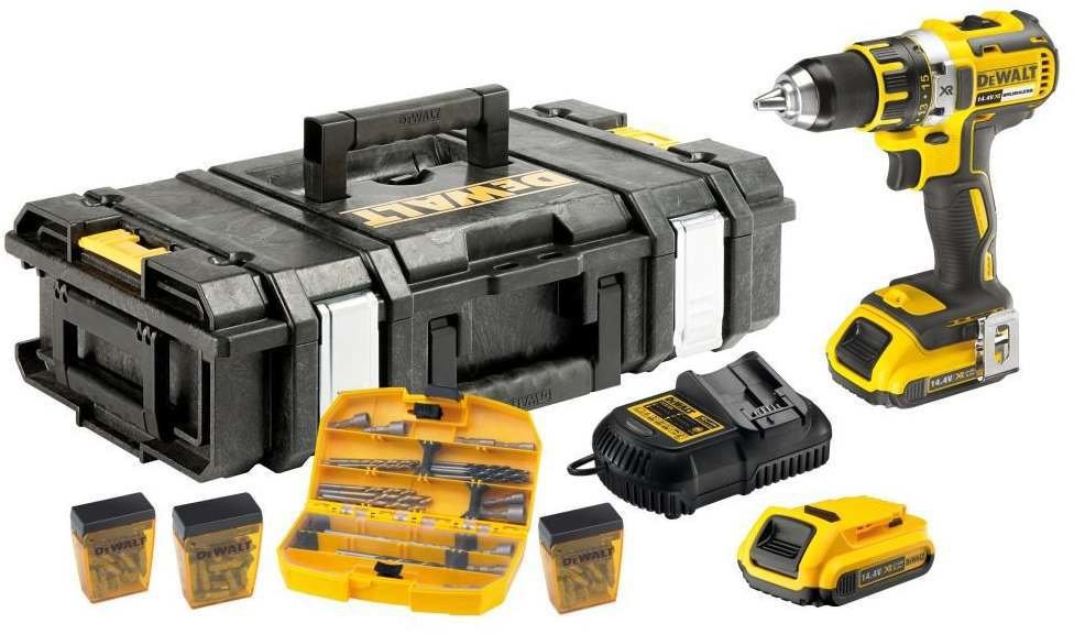 dewalt dcd732d2kx test akkuschrauber. Black Bedroom Furniture Sets. Home Design Ideas