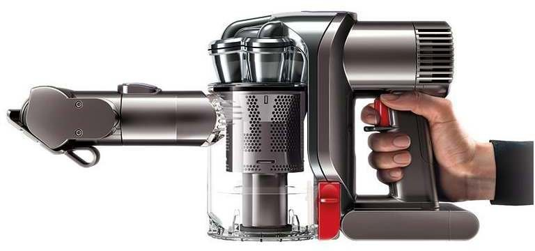 dyson dc43h car boat test handstaubsauger. Black Bedroom Furniture Sets. Home Design Ideas
