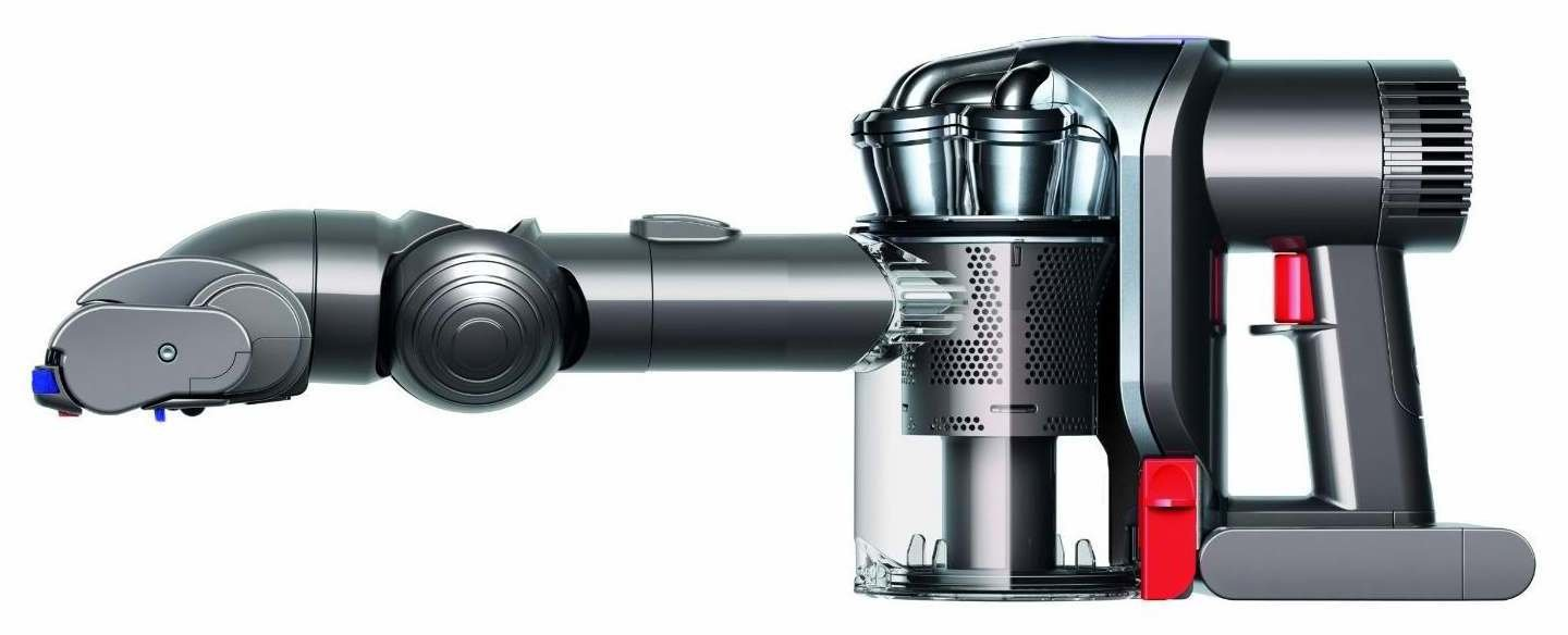 dyson dc45 digital slim test staubsauger. Black Bedroom Furniture Sets. Home Design Ideas