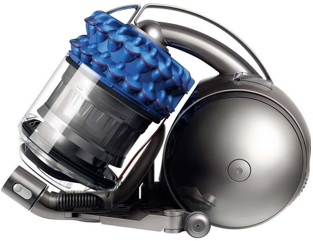dyson dc52 multi floor blau test bodenstaubsauger. Black Bedroom Furniture Sets. Home Design Ideas