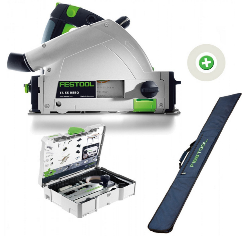 festool ts 55 rebq plus fs test kreiss ge. Black Bedroom Furniture Sets. Home Design Ideas