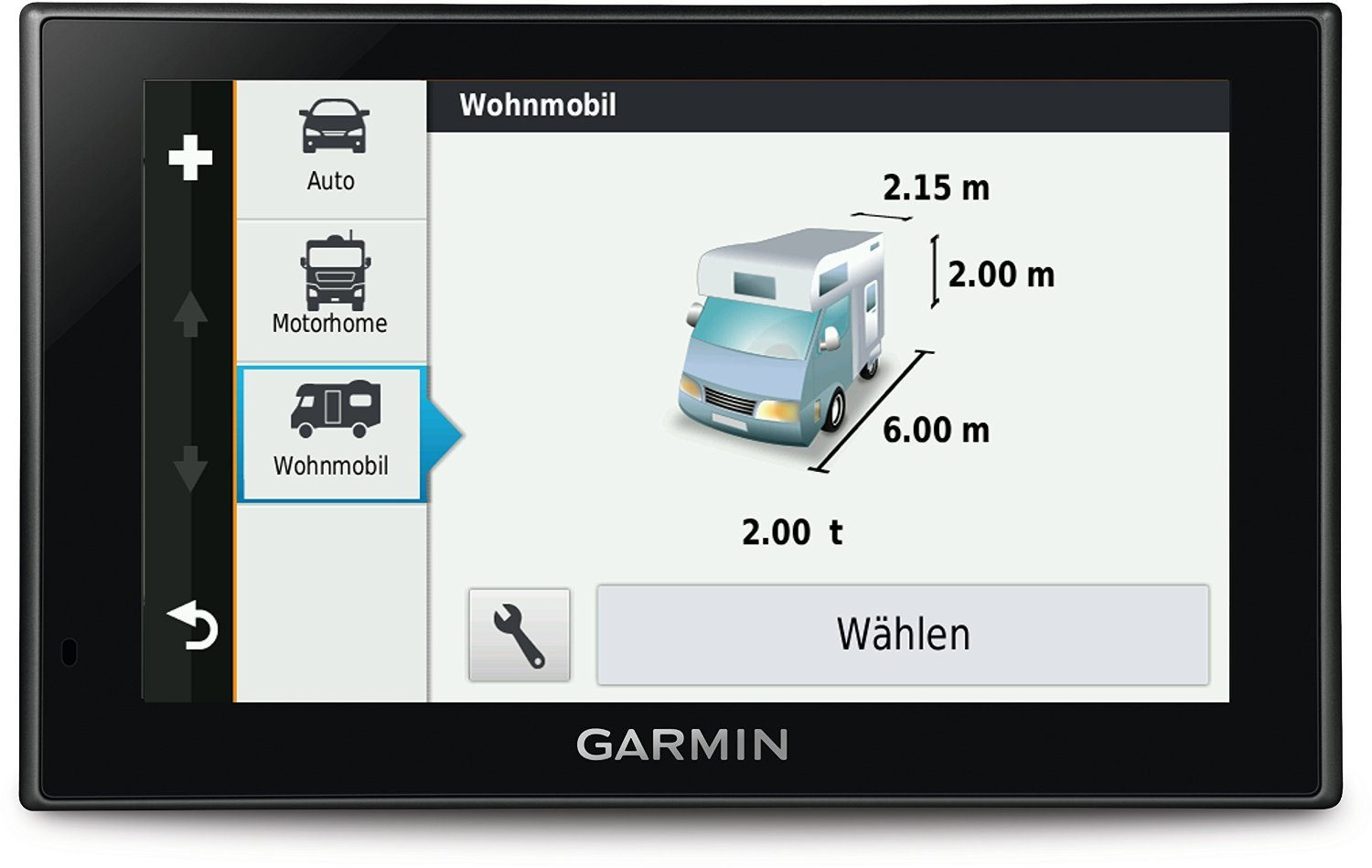 garmin camper 660lmt d bc30 r ckfahrkamera test. Black Bedroom Furniture Sets. Home Design Ideas