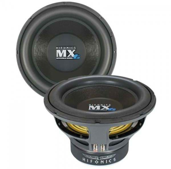 hifonics mxt12d4 test auto subwoofer. Black Bedroom Furniture Sets. Home Design Ideas