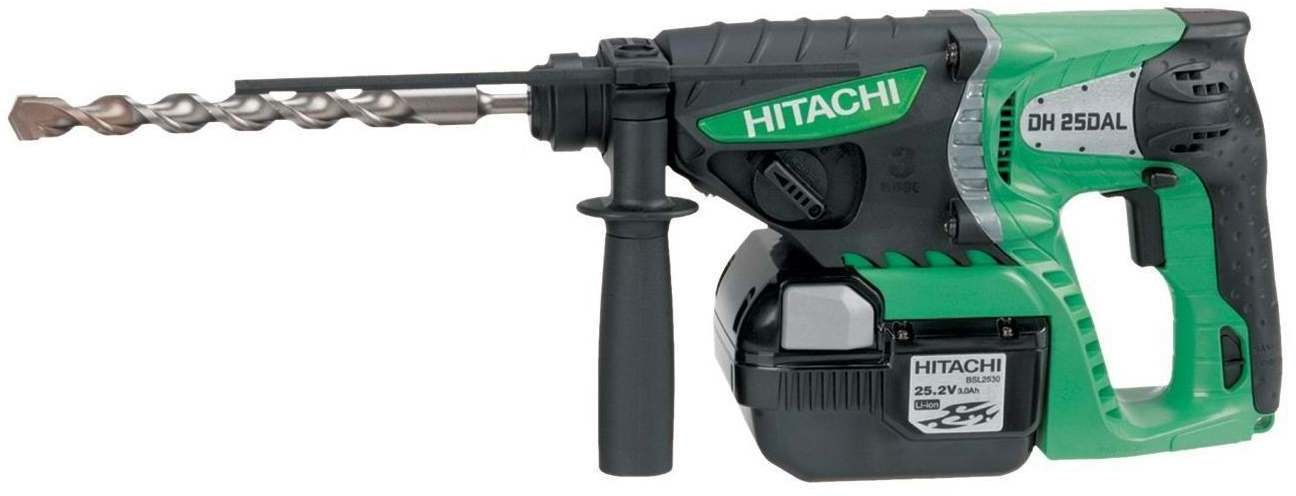 hitachi dh 25 dal 3 0l test bohrhammer. Black Bedroom Furniture Sets. Home Design Ideas
