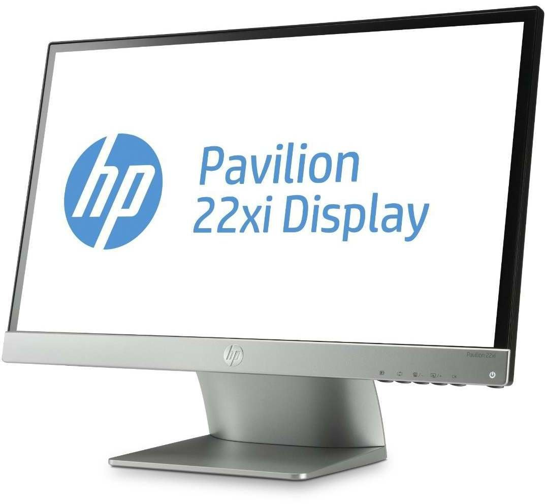 hp pavilion 22xi 21 5 zoll c4d30aa test monitor. Black Bedroom Furniture Sets. Home Design Ideas
