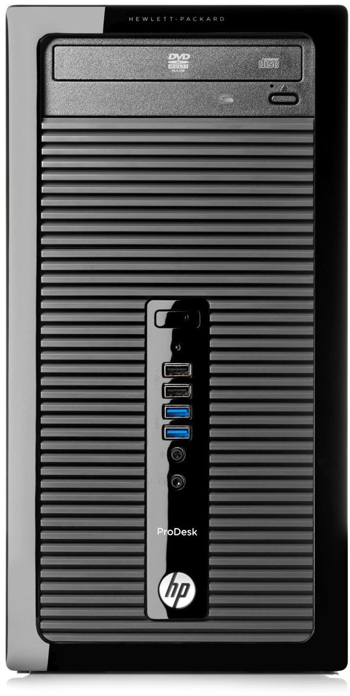 hp prodesk 400 g1 microtower g3220 intel hd graphics 4gb ram 500gb festplatte d5t78ea test. Black Bedroom Furniture Sets. Home Design Ideas