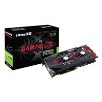 Inno3D GeForce GTX 1060 Gaming OC, 6GB GDDR5 (N1060-1SDN-N5GNX)