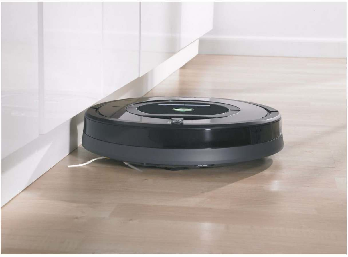 irobot roomba 770 test saugroboter. Black Bedroom Furniture Sets. Home Design Ideas