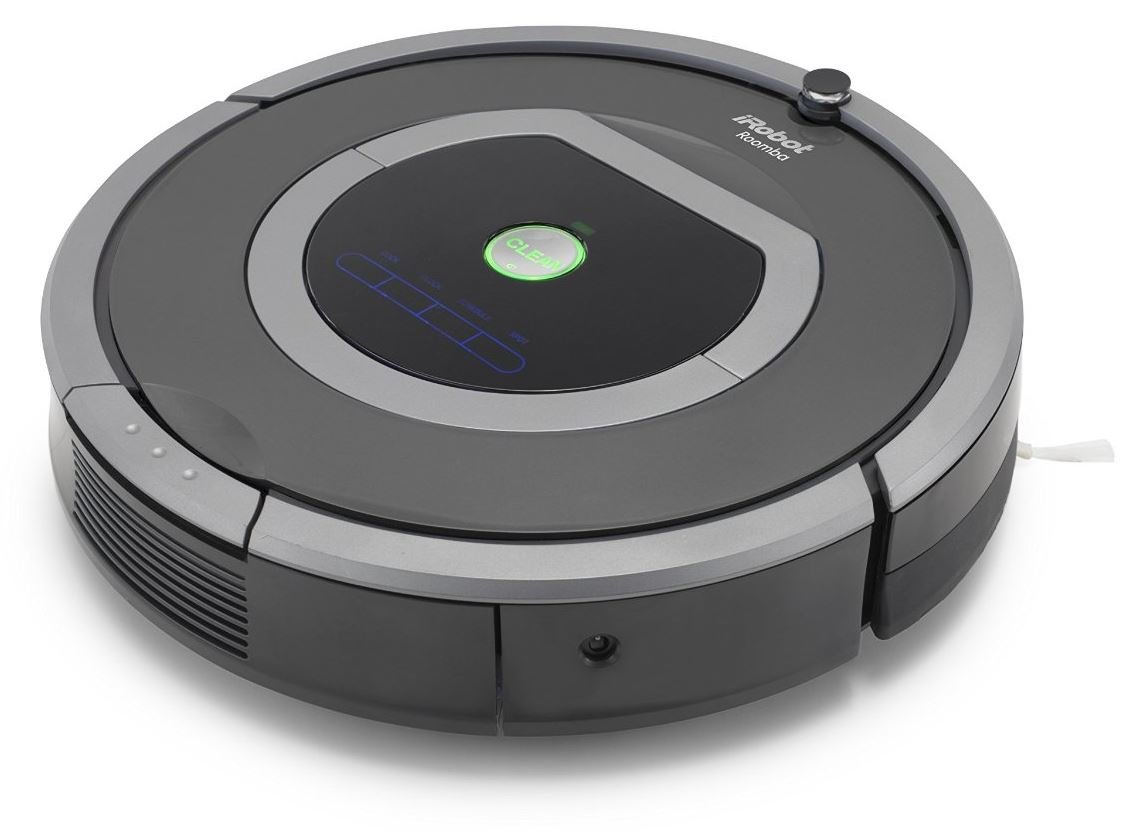 irobot roomba 782 test saugroboter. Black Bedroom Furniture Sets. Home Design Ideas