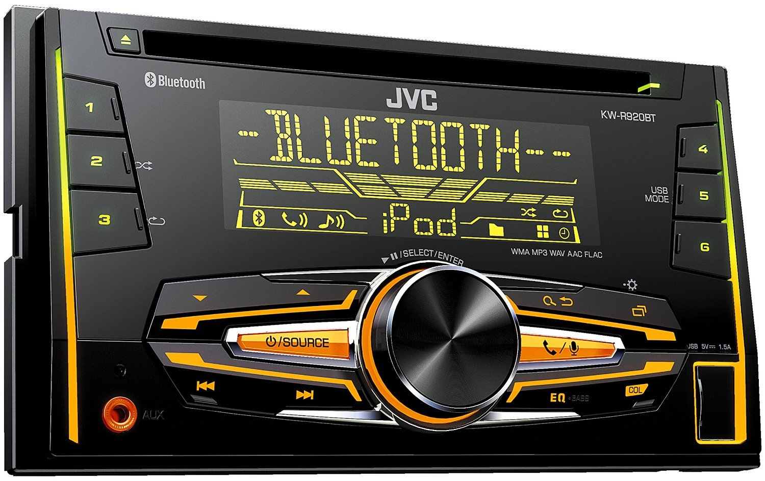 jvc kw r920bt test autoradio. Black Bedroom Furniture Sets. Home Design Ideas