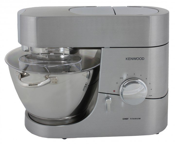 kenwood kmy 60 titanium chef test k chenmaschine. Black Bedroom Furniture Sets. Home Design Ideas