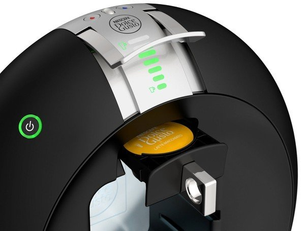 krups kp 5108 dolce gusto circolo automatic test. Black Bedroom Furniture Sets. Home Design Ideas