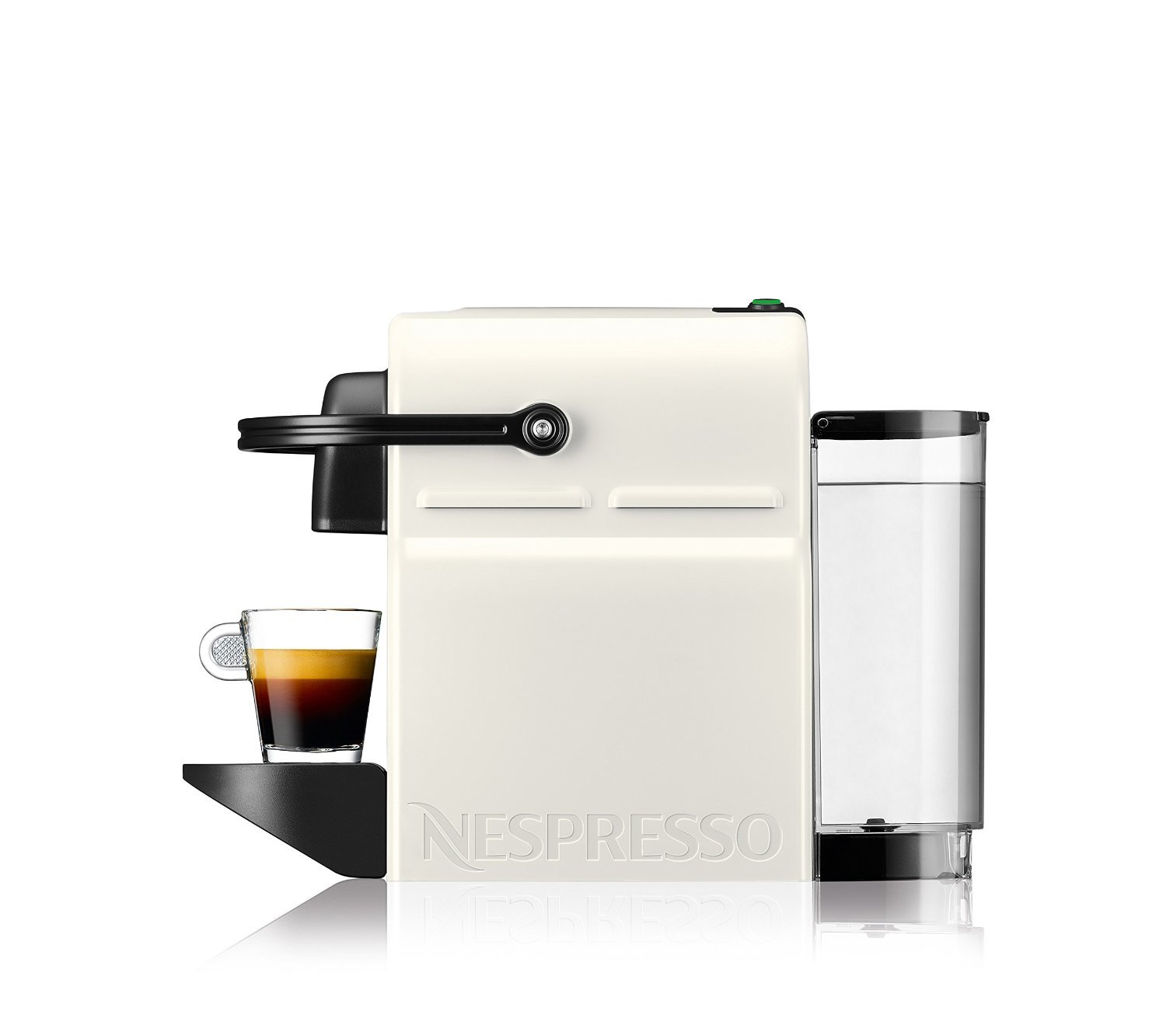 krups xn1001 nespresso inissia test kaffeekapselmaschine. Black Bedroom Furniture Sets. Home Design Ideas