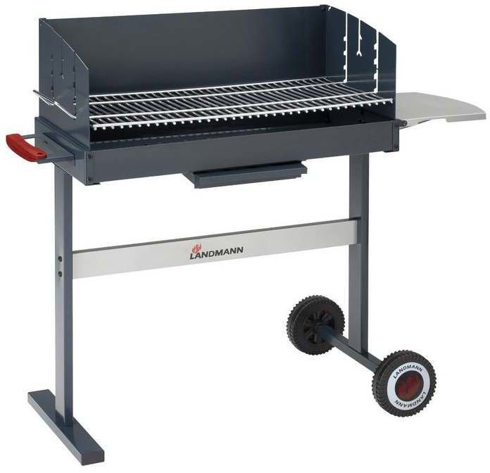landmann compact 700 holzkohlegrill test auf. Black Bedroom Furniture Sets. Home Design Ideas