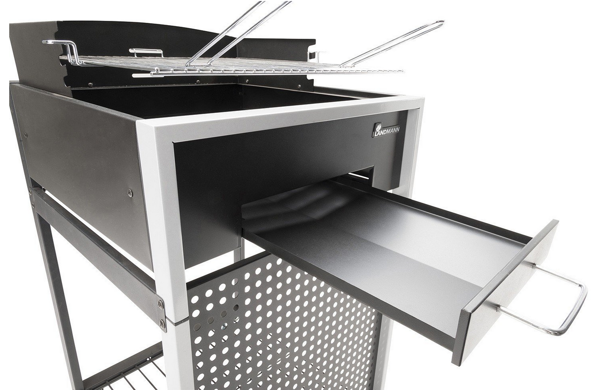 landmann working station gasgrill gasgrill im test auf. Black Bedroom Furniture Sets. Home Design Ideas