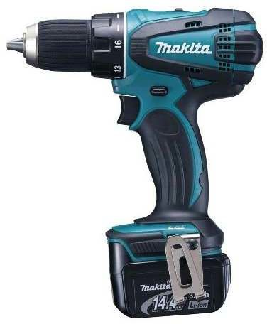 makita bdf442rfe 2 x 3 0 ah test akkuschrauber. Black Bedroom Furniture Sets. Home Design Ideas