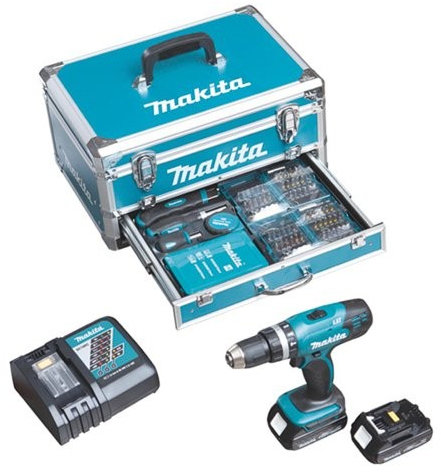 makita bhp453rhx2 test akkuschrauber. Black Bedroom Furniture Sets. Home Design Ideas