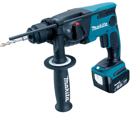 makita bhr162rfe test bohrhammer. Black Bedroom Furniture Sets. Home Design Ideas