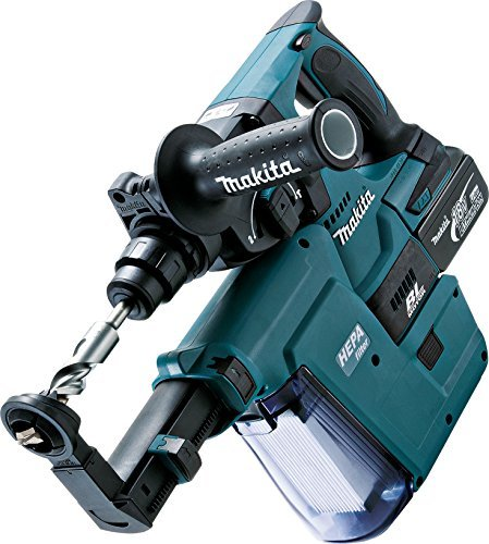 makita dhr243rtjv 2 x 5 0 ah im makpac dx02 test bohrhammer. Black Bedroom Furniture Sets. Home Design Ideas