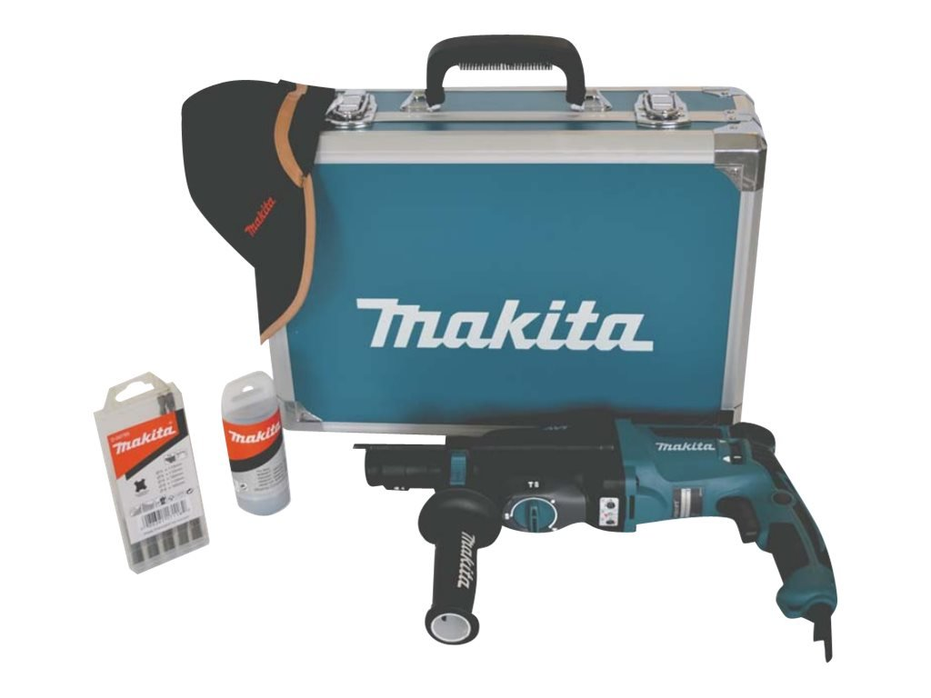 makita hr2610 test bohrhammer. Black Bedroom Furniture Sets. Home Design Ideas
