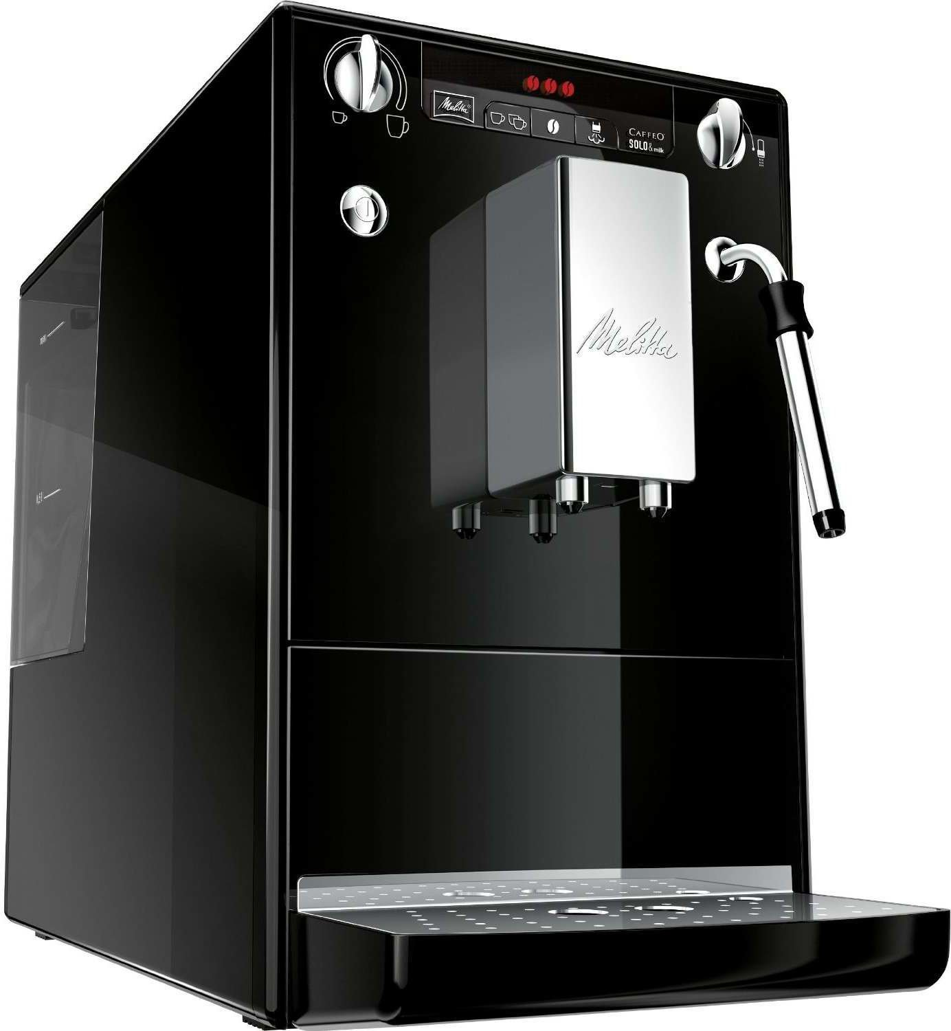 melitta e 953 101 caffeo solo milk kaffeevollautomat im. Black Bedroom Furniture Sets. Home Design Ideas