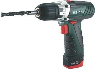 metabo powermaxx bs 2 x 2 0 ah zubeh r set test. Black Bedroom Furniture Sets. Home Design Ideas