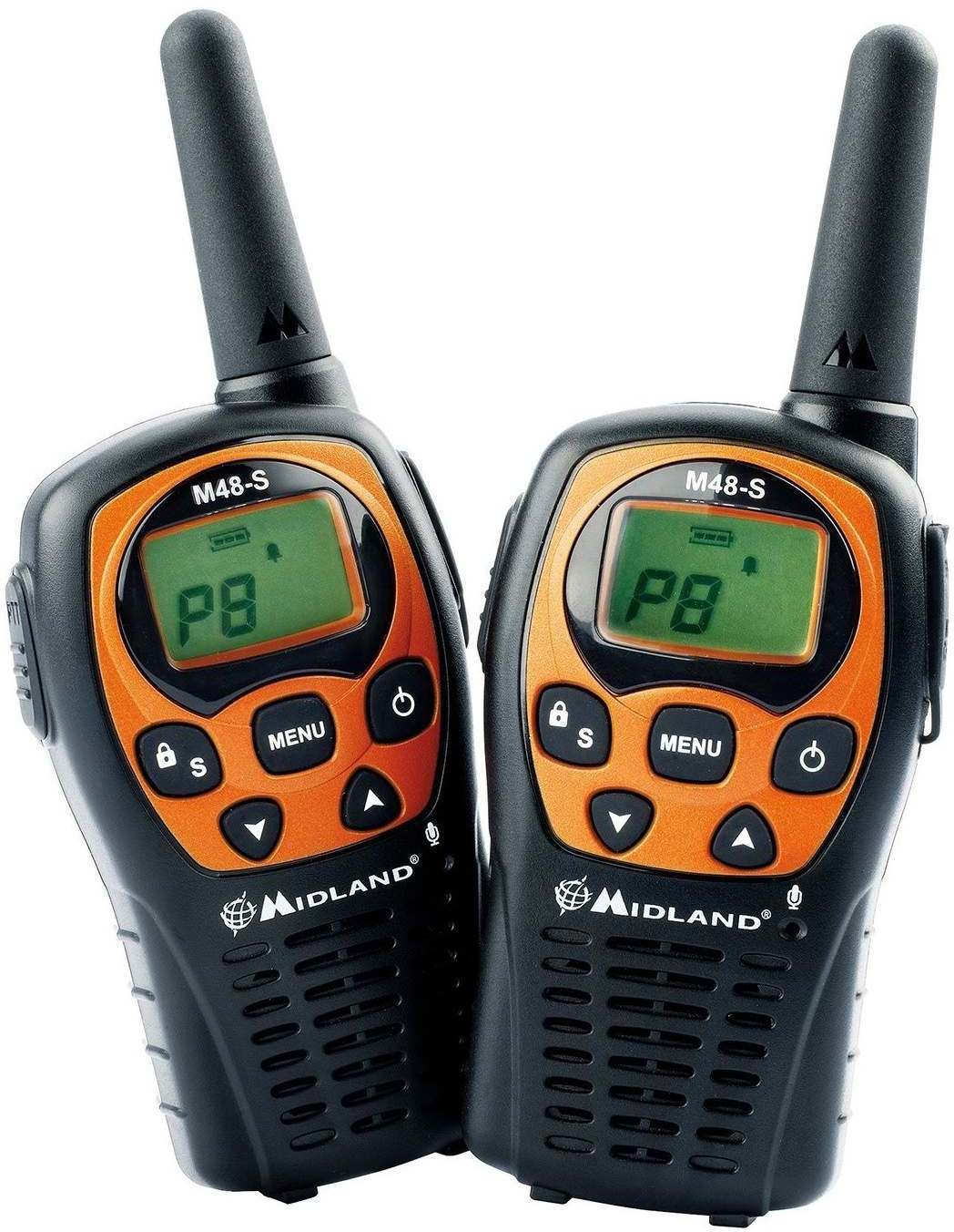 midland pmr m48 s test walkie talkie. Black Bedroom Furniture Sets. Home Design Ideas
