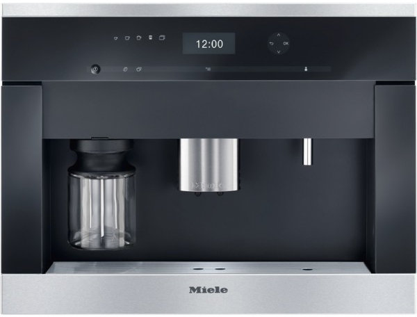 miele cva 6401 kaffeevollautomat im test auf. Black Bedroom Furniture Sets. Home Design Ideas