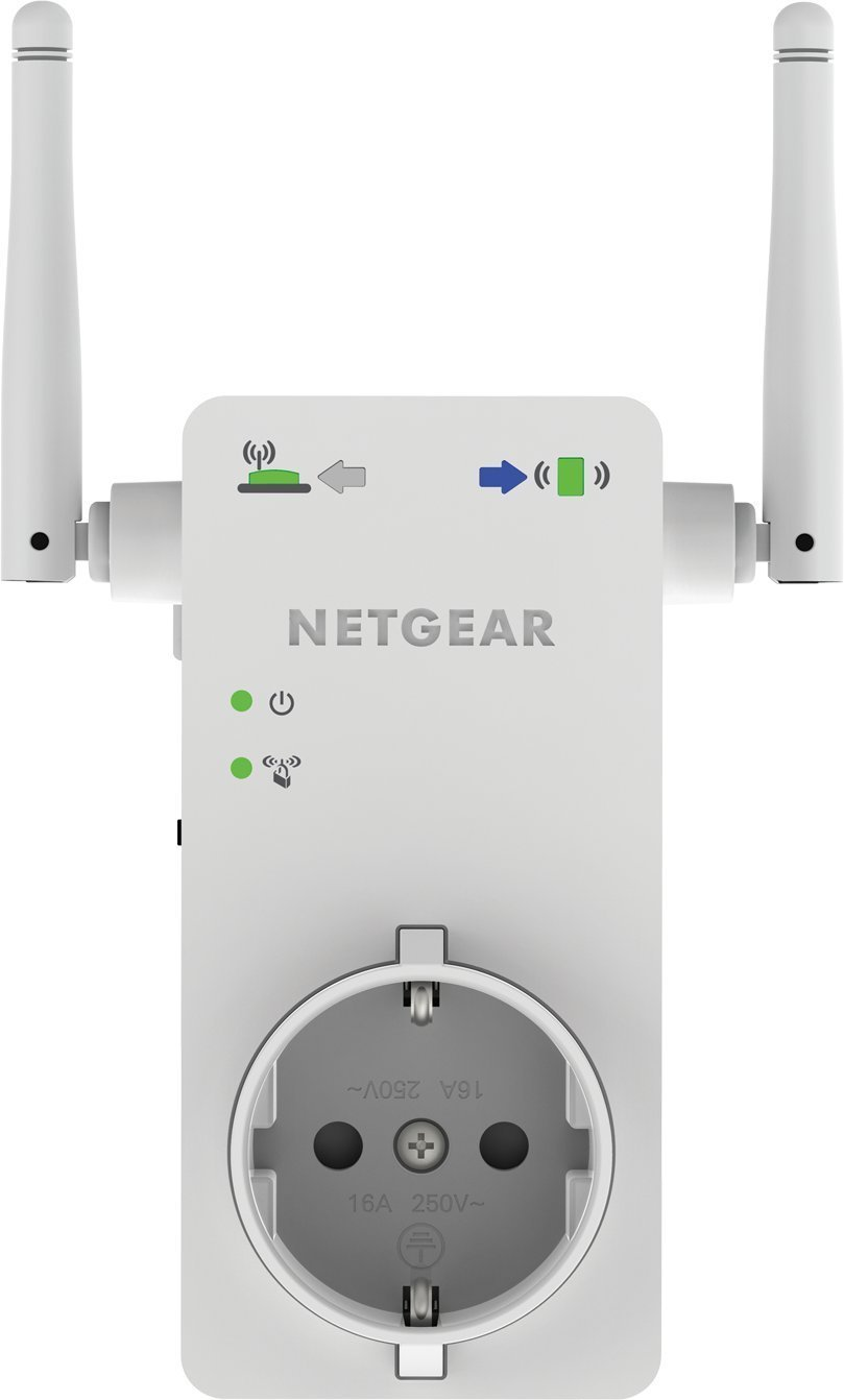 netgear wn3100rp test repeater. Black Bedroom Furniture Sets. Home Design Ideas