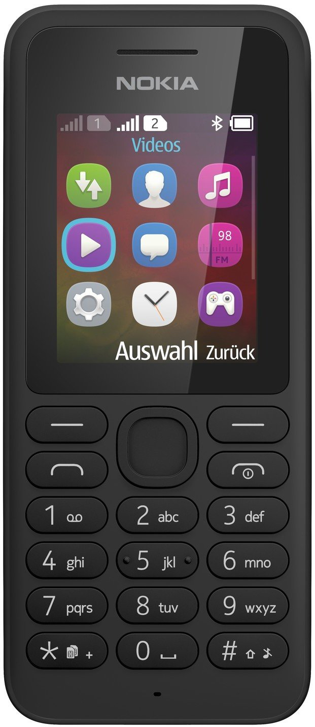 nokia 130 dual sim test handy ohne vertrag. Black Bedroom Furniture Sets. Home Design Ideas